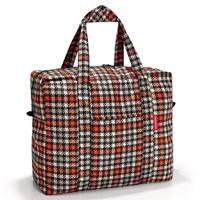 Сумка складная Mini maxi touringbag glencheck red, Reisenthel