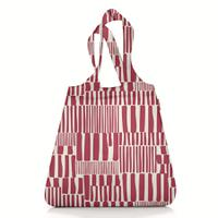 Сумка складная mini maxi shopper winter red, Reisenthel